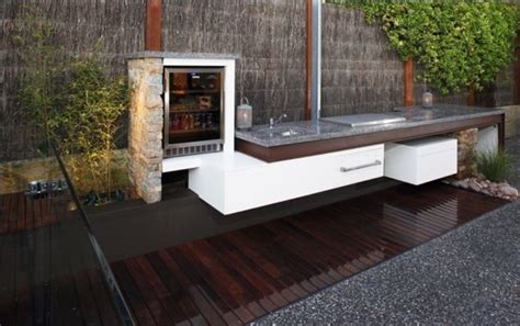 Outdoor Cabinets Perth by A Gallery Of Built In Bbq And Outdoor Kitchens Perth