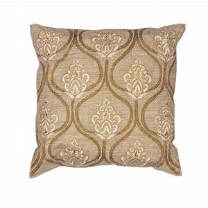 kas rugs all the best gold cream decorative pillow With best prices on throw pillows