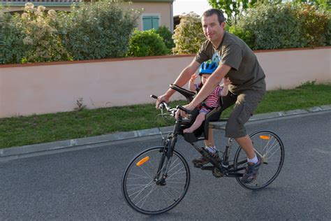 si e bebe velo test du porte bébé vélo weeride k luxe matos vélo