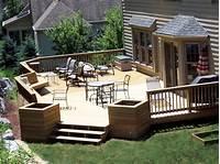 design a deck Gallery Of 35 Best Deck Designs pictures - Interior Design ...