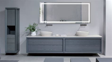Large Vanity Mirror by Large 72 Inch X 30 Inch Led Bathroom Mirror Lighted