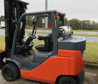 toyota lb cushion tire forklift lease