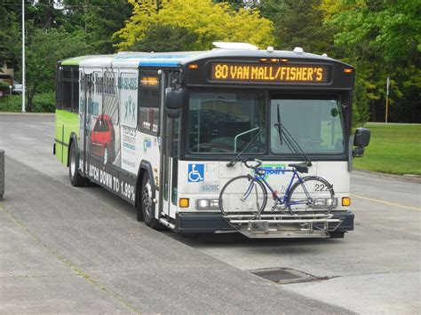 In Washington, Vancouver Takes Winding Road To Bus Rapid