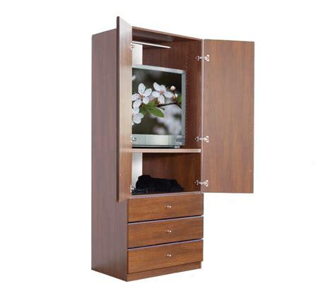 hanging designer wardrobe closet w 2 doors 3
