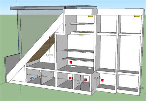 sous bureau ikea amenagement sous escalier ikea maison design bahbe com