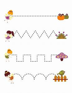 Pre Writing Clipart - ClipartXtras