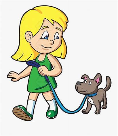 Walking Clipart Dog Transparent Clipartkey