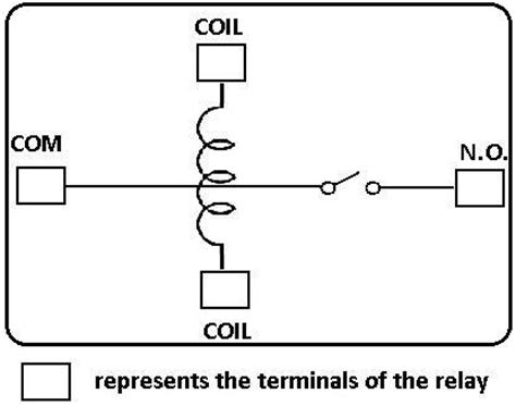 Diagram For Wiring Single Pole Throw Toggle by Single Pole Single Throw Spst Relay Wiring Diagram