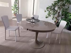 Esstische De : runde esstische als design highlight modern und ausziehbar ~ Pilothousefishingboats.com Haus und Dekorationen