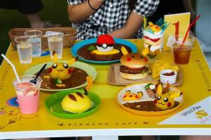A Pokémon Cafe Is Opening In Mid Valley Megamall This