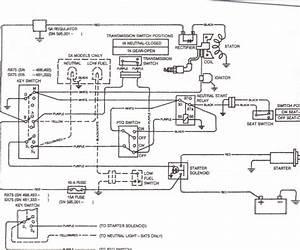 John Deere 797 Zero Turn Wiring Diagram