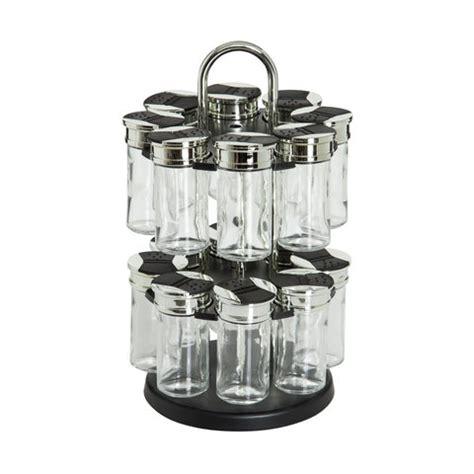 Empty Spice Jars by 17 Spice Jar Set Kmart