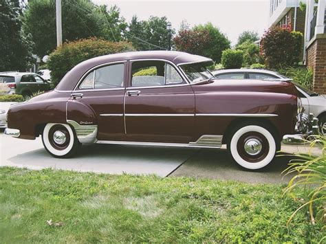 1952 Chevrolet Styleline Deluxe For Sale