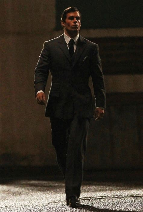 Henry Cavill Picture 58 - The Man from U.N.C.L.E. Filmed