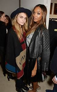 Jourdan Dunn and Cara Delevigne's Model Friendship - Vogue