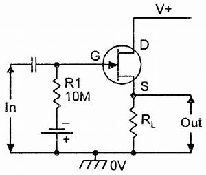 fet principles and circuits part 1 nuts volts magazine With fet biasing