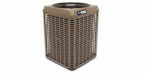 York Lx Series 14 Seer Heat Pump And Ac Line Adds 3-phase Models  P