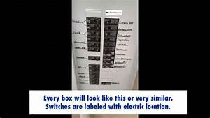 Aspen Heights Breaker Box Instructions