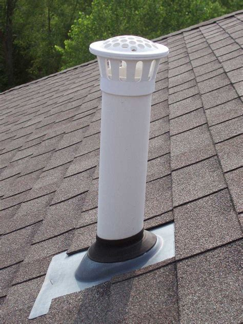 plumbing vent pipe roof pipe cover metal plumbing boot to cover
