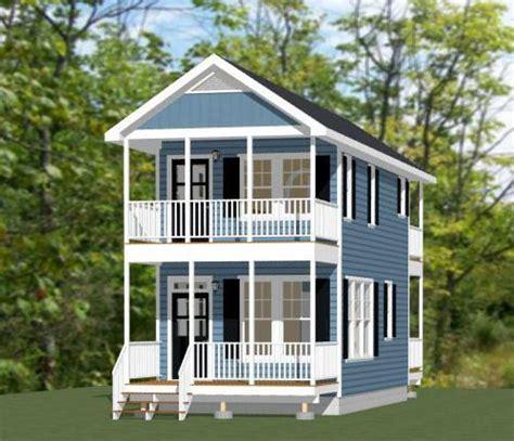 14x28 Tiny House  #14x28h6g  749 Sq Ft  Excellent