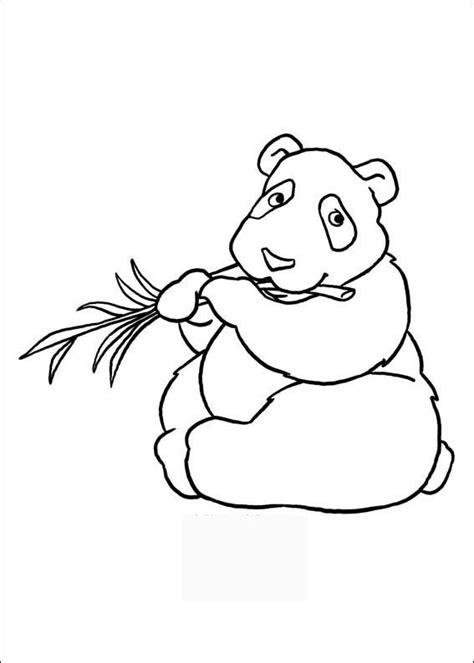 printable panda coloring pages  preschoolfree printable