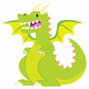 Dragon Breathing Fire Clipart | Clipart Panda - Free ...
