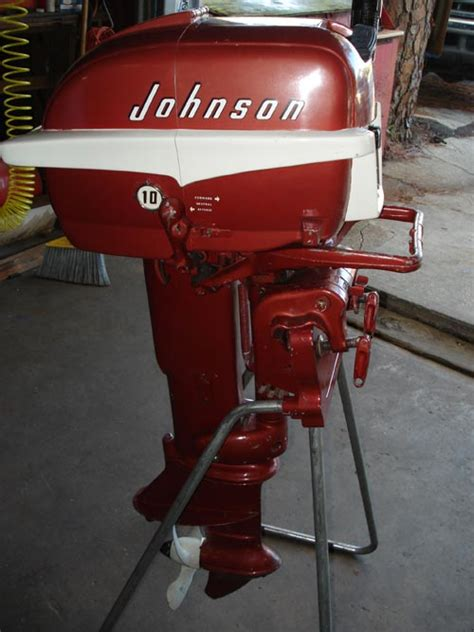 johnson  hp