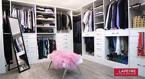 Dressing Lapeyre Espace : accessoires dressing lapeyre ~ Melissatoandfro.com Idées de Décoration