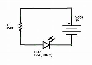craft of electronics With circuit diagram led