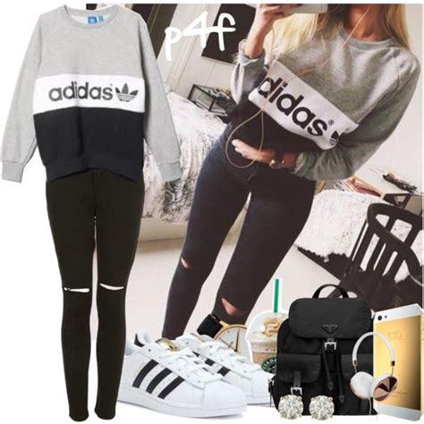 Matching adidas outfits