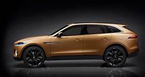 Nouveau 4x4 Jaguar : jaguar va lancer son premier crossover le f pace ~ Gottalentnigeria.com Avis de Voitures