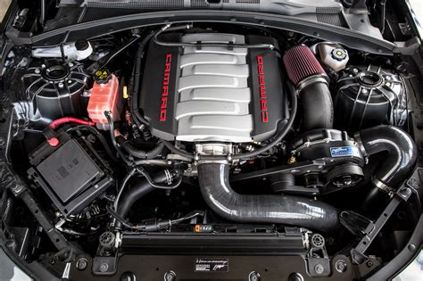Chevrolet Camaro Engine by 2016 2017 Chevrolet Camaro Ss Hpe650 Supercharged