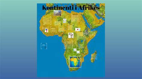 Kontinenti i Afrikës by Erona Shala☻