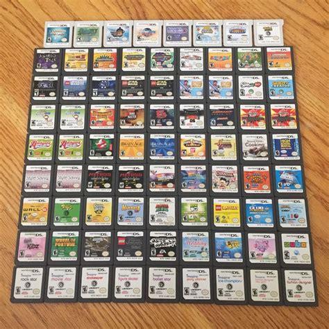 Nintendo 3ds And Ds Mario Dbz Digmon Monster Hunter Pokemon
