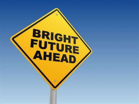 you can create a better and brighter future