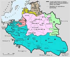 Poland Map 1900