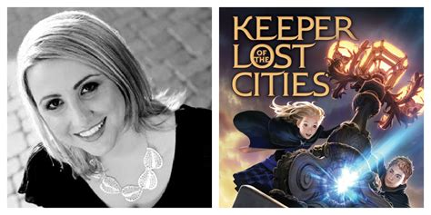 Meet Shannon Messenger Author Of Keeper Of The Lost Cities