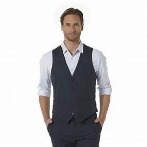 Structure Menu0026#39;s Fitted Suit Vest