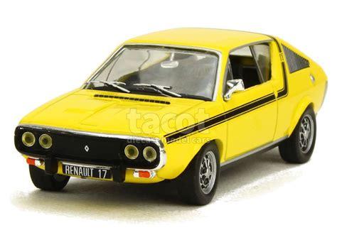 renault gordini r17 renault r17 gordini 1972 mod 232 le presse at 1 43