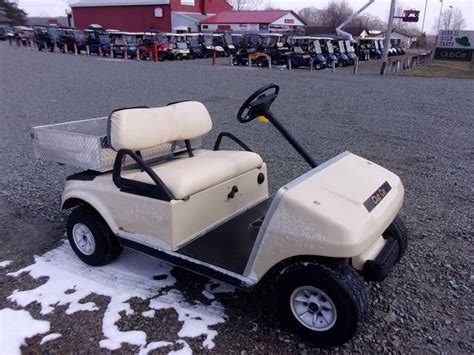 2007 club car ds with cargo bed in acme pa area 31 golf carts