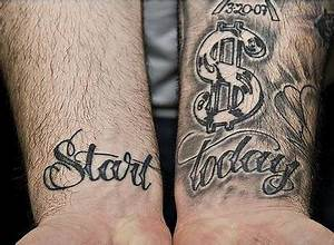 Tattoos Change: Tattoos For Men Wrist