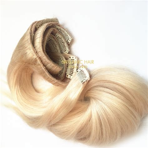 colored extensions colored clip in hair extensions china oem colored clip