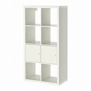 Ikea Regal Kallax Kisten : kallax regal mit t ren wei 77x147 cm ikea ~ Michelbontemps.com Haus und Dekorationen