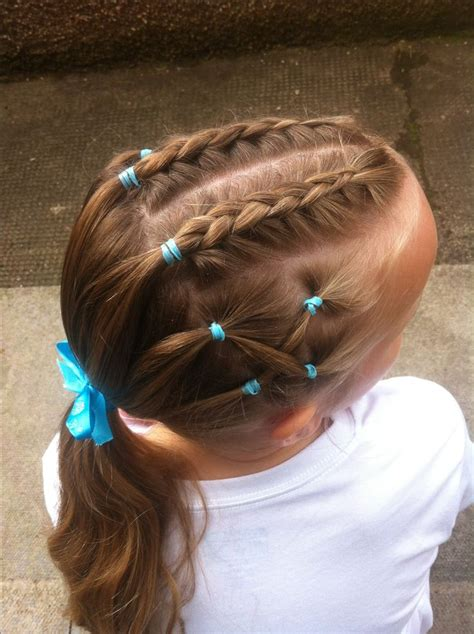 25 best ideas about gymnastics hairstyles on pinterest