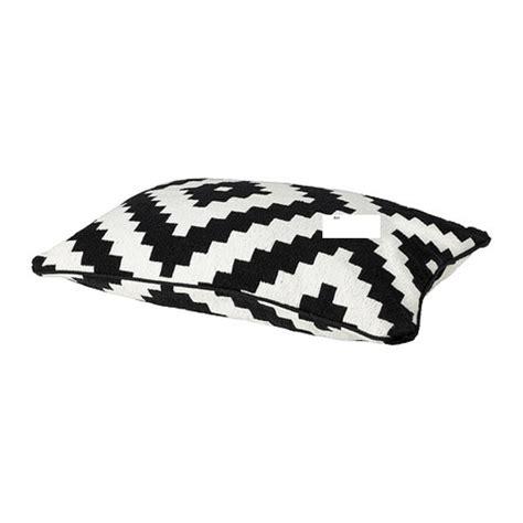 black and white pillows ikea ikea lappljung ruta pillow cover sham ethnic african black white