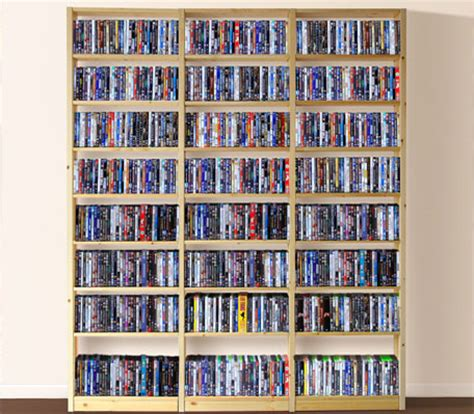 woodwork dvd shelf design plans  plans