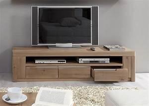 TV Anrichte Wildeiche Massiv Solido Made In Germany