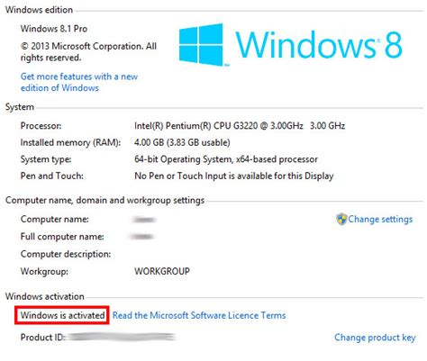 Install Windows 81 With Windows 80 Product Key Serial