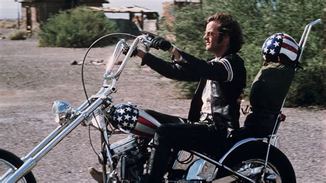 Behind The Motorcycles In 'easy Rider,' A Long-obscured