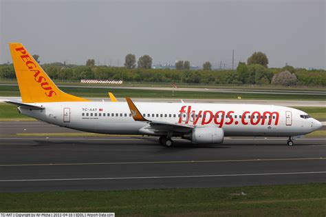 AviationWorld: Pegasus Airlines launches first new route for 2012